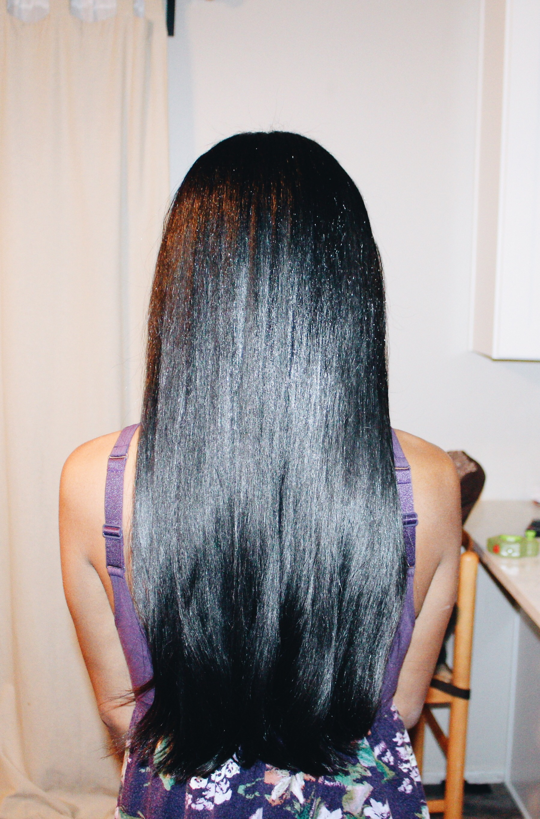 How to maintain long healthy hair