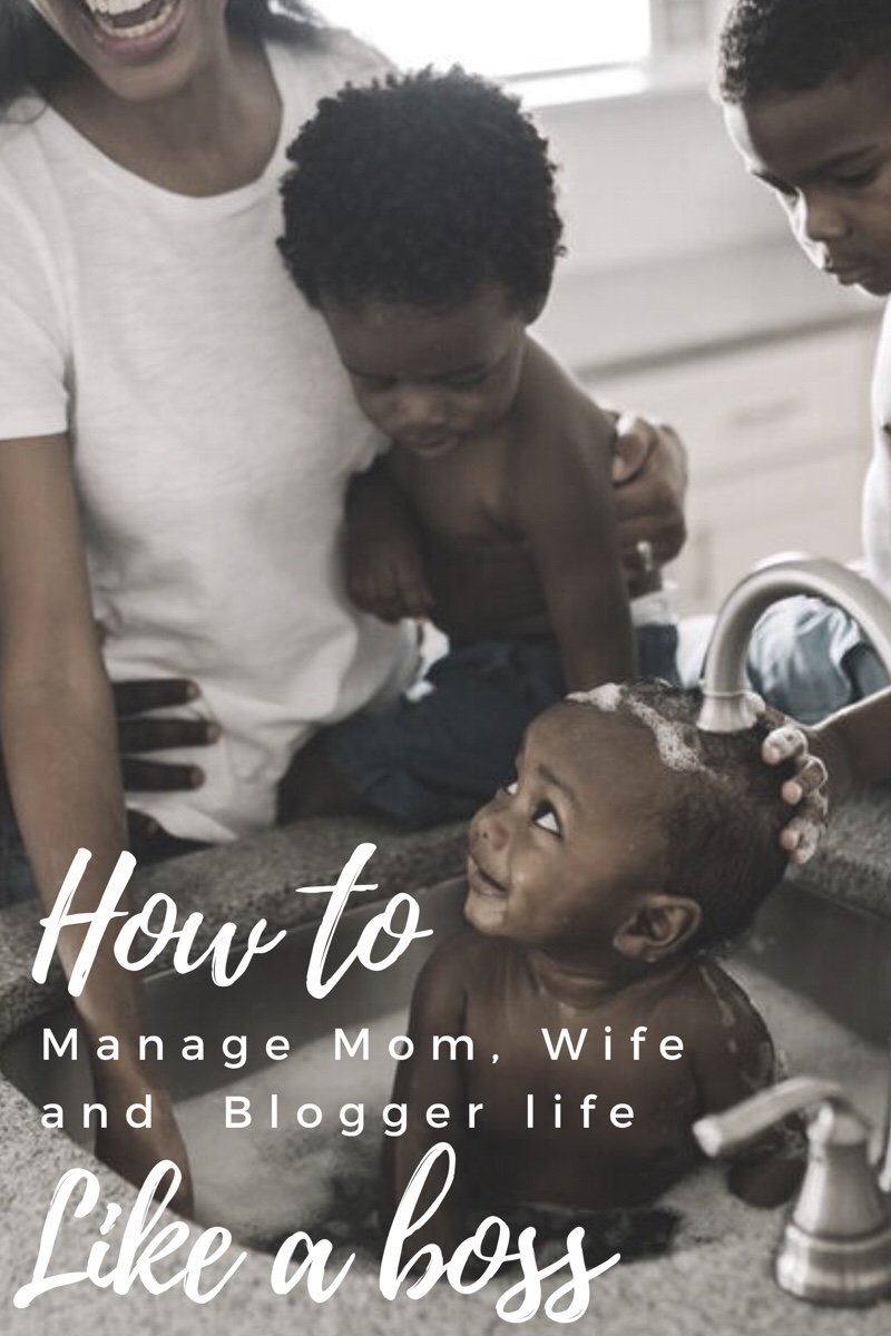 How I manage it all