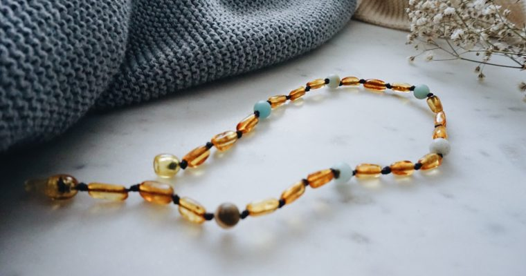 Do Amber Necklaces really work?