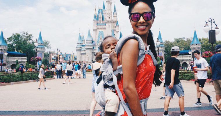 Ergo Omni 360 goes to Disney World