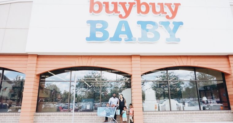 Must Have Baby Registry Items from a 4th time mom