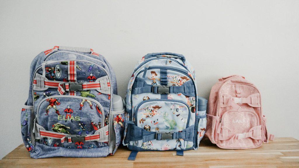 Pottery Barn Kids Backpack Size Comparison Aseky Co